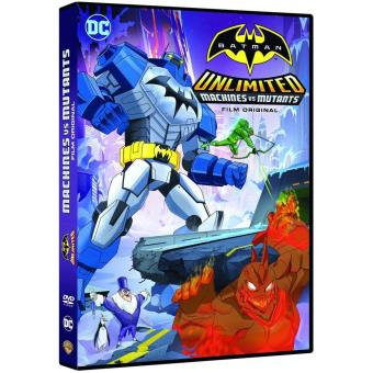Batman animated seriesBatman Unlimited : Mech vs Mutants DVD