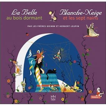 Blanche-neigeLa Belle au bois dormant - Blanche Neige et les sept nains