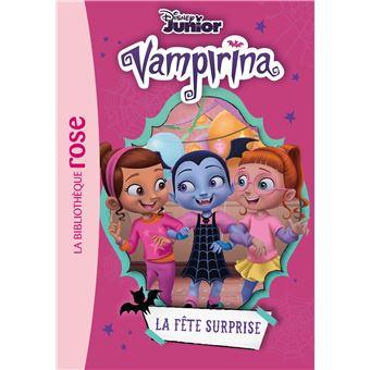VampirinaLa fête surprise