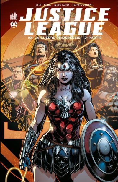 Justice League - Tome 10 - La guerre de Darkseid - Partie 2 - 9791026842323 - 9,99 €