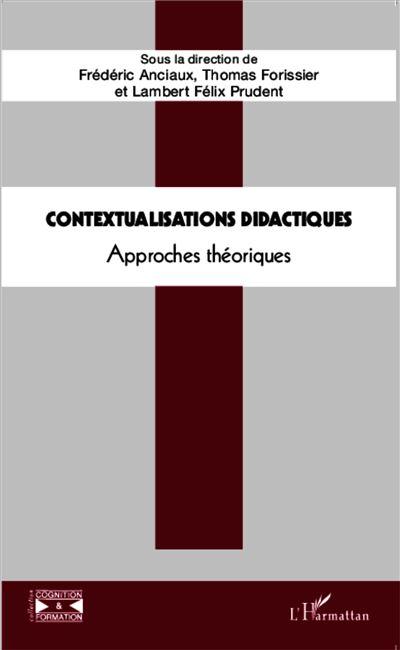Contextualisations didactiques