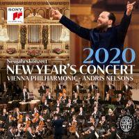 Neujahrskonzert 2020 - New Year's Concert 2020 - 3LP 12''