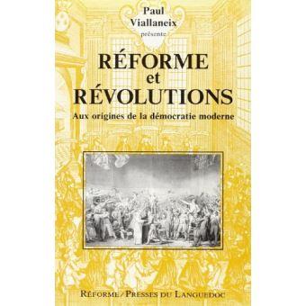 Réforme et révolutions