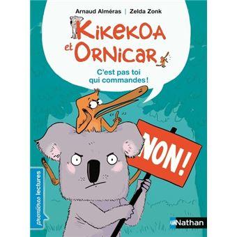 Kikékoa et OrnicarKikekoa et Ornicar - C'est pas toi qui commandes !