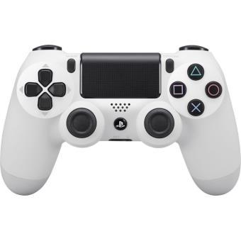 Manette PS4 Sony Dual Shock 4 Blanc