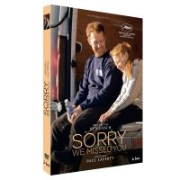 Sorry We Missed You DVD