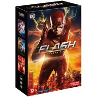 Flash Saisons 1 à 3 DVD