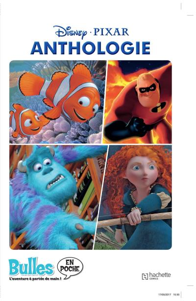 Bulles en poche T3 - Pixar