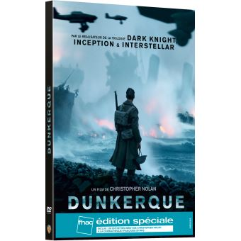 Dunkerque Edition spéciale Fnac DVD