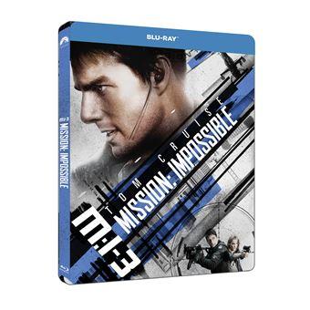 Mission : Impossible  Les FilmsMission : Impossible III Steelbook Blu-ray
