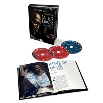 KIND OF BLUE DELUXE 50TH ANNIV