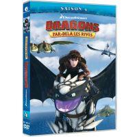 Dragons : par-delà les rives Saison 4 DVD