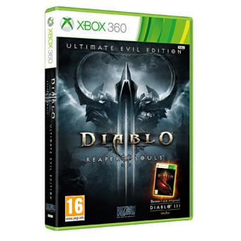 DIABLO 3 REAPER OF SOULS ULTIMATE EVIL X360 FR