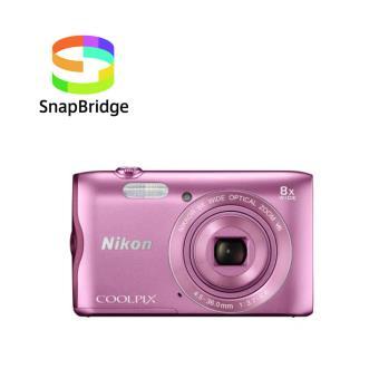 Compact Nikon Coolpix A300 Rose
