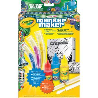 CRAYOLA  MARKER MAKER RECHAR GE