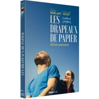 Les drapeaux de papier DVD