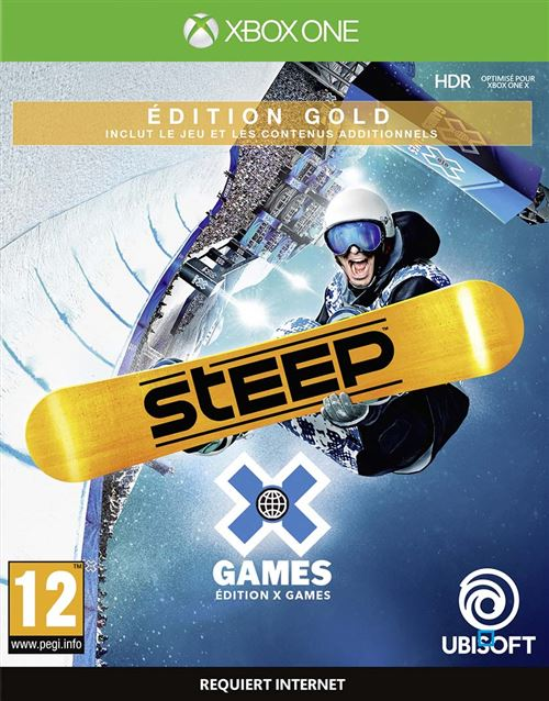 Steep X-Games Edition Gold Xbox One