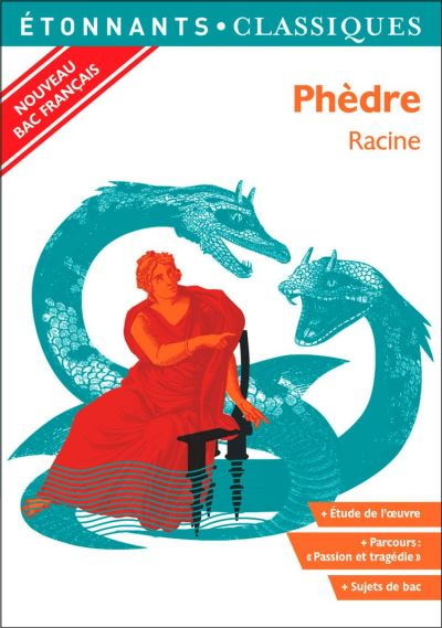 Phèdre - 9782081504141 - 2,49 €