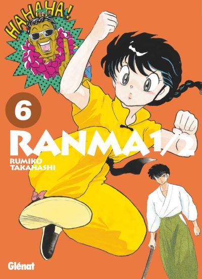 Ranma 1/2 - Édition originale - Tome 06 - 9782331048814 - 6,99 €