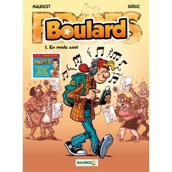 Boulard Livre Avec Affiche Tome 01 Boulard T01 Pack Affiche Kev Adams