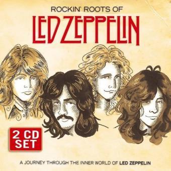 Rockin roots of Led Zeppelin