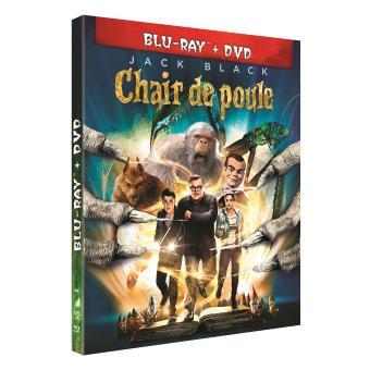 Chair de poule Edition Limitée Combo Blu-ray + DVD
