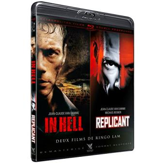 Replicant, In Hell Blu-ray