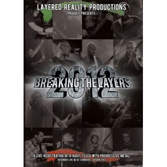 Breaking The Layers 2012 DVD