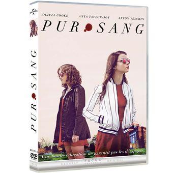 Pur-sang DVD