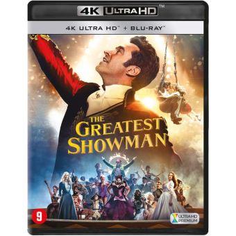 Greatest showman-BIL-BLURAY 4K