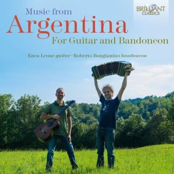 MUSIC FROM ARGENTINA/2CD