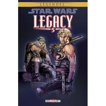 Star WarsStar Wars - Legacy T05 NED