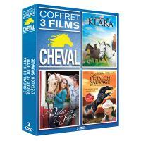 Coffret Cheval Volume 2 DVD