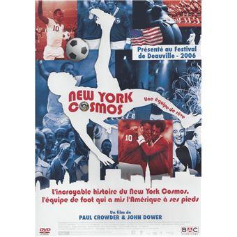 New York Cosmos DVD