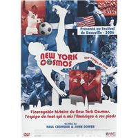 New York Cosmos DVD