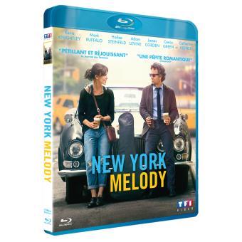 New York Melody Blu-Ray