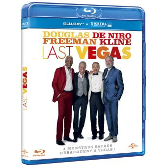 Last Vegas Blu-Ray