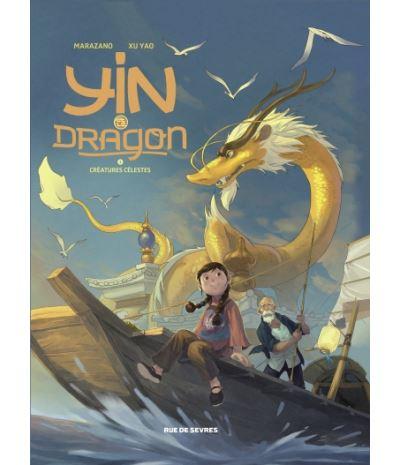 Yin et le dragon t1 creatures celestes