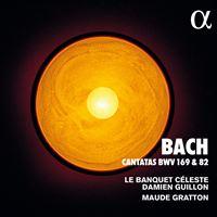 CANTATES BWV 169 ET 82