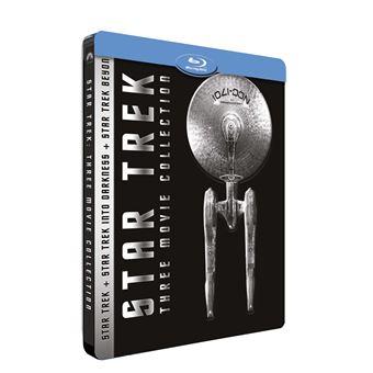 Star TrekStar Trek Coffret 3 films Blu-ray