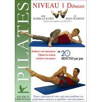 Pilates niveau 1 : débutant