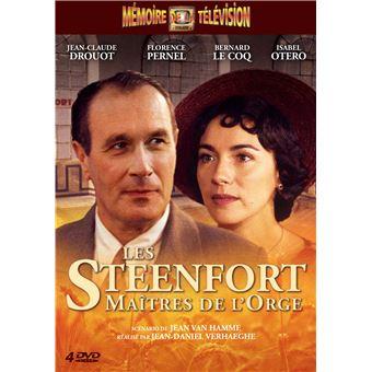 Les Steenfort, maîtres de l'orgeSTEENFORT MAITRES DE L OR-FR