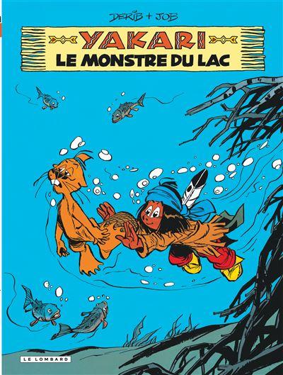 Yakari - Le Monstre du lac (version 2013)