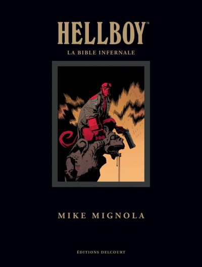 Hellboy - La Bible infernale - 9782413020714 - 34,99 €