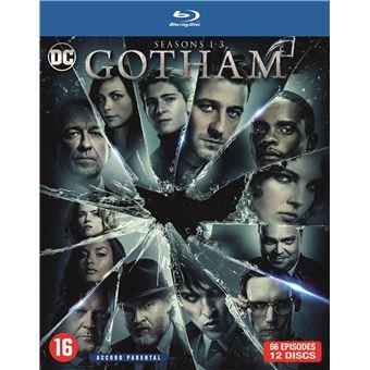 GothamGotham Saisons 1 à 3 Blu-ray
