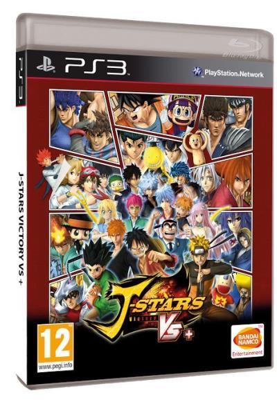 J-Stars Victory VS PS3