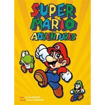 Super mario manga adventuresSuper Mario Adventures