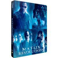 Matrix Revolutions - Steelbook Blu Ray, Edition limitée
