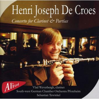 Henri Joseph De Croes-Concerto For