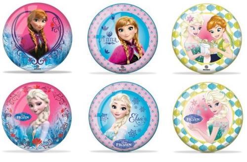 Ballon en plastique Frozen La Reine des Neiges Mondo